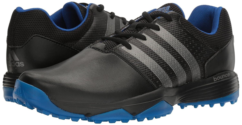 premium selection 5da1b dafaf Zapatillas de golf Adidas 360 Traxion Ftwwht   Dksimt para hombre Core  Black   Dark Silver Metallic   Collegiate Royal