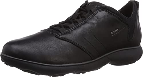 Celda de poder junto a amenaza  Geox Men U Nebula A Trainers: Amazon.co.uk: Shoes & Bags