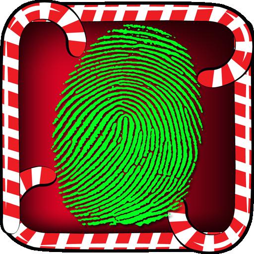 Naughty or Nice Fingerprint Analyzer]()