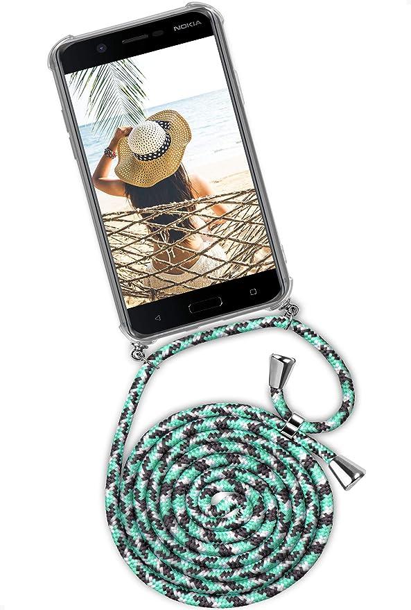 Oneflow Twist Case Kompatibel Mit Nokia 5 Handykette Elektronik