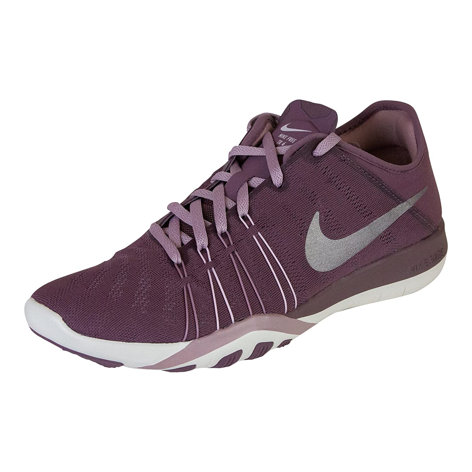 Womens Nike Free TR 6 Training Shoes B01DL1YGLI 9 B(M) US|Purple Shade Bleached Lilac 502
