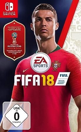 FIFA 18 - Standard Edition - Nintendo Switch [Importación alemana], Portadas aleatorias: Amazon.es: Videojuegos