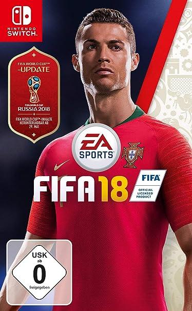 FIFA 18 - Standard Edition - Nintendo Switch [Importación alemana ...