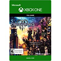 Kingdom Hearts III Standard Edition for Xbox One by Square Enix [Digital Download]