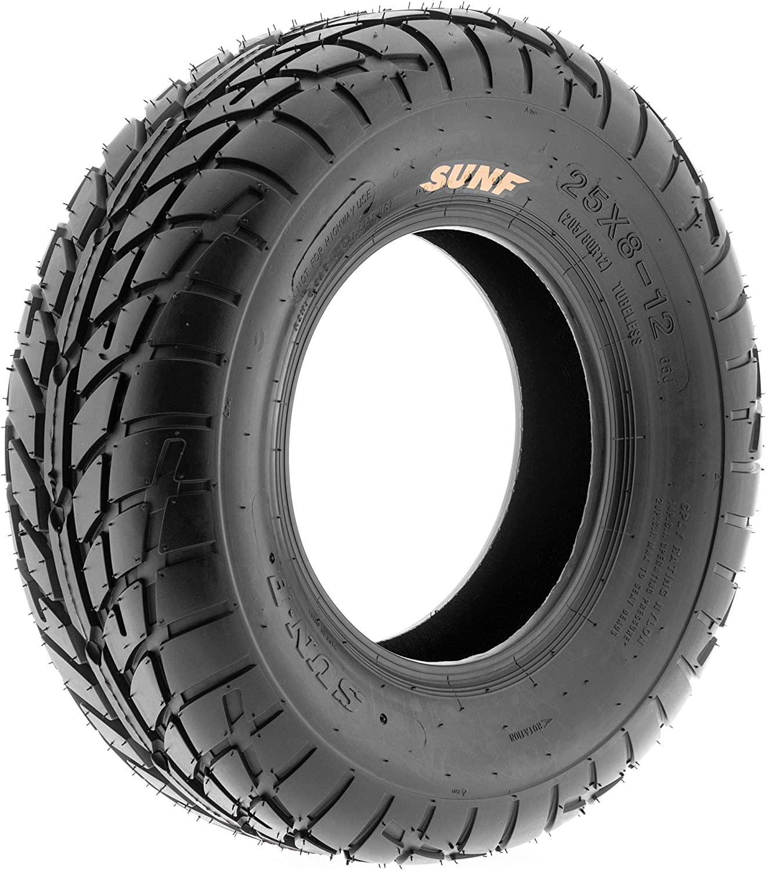 SunF 18x9.5-8 18x9.5x8 Tubeless 6 PR 18 ATV UTV Tires A021 Set of 4