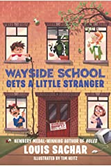 Wayside School Gets a Little Stranger Kindle Edition