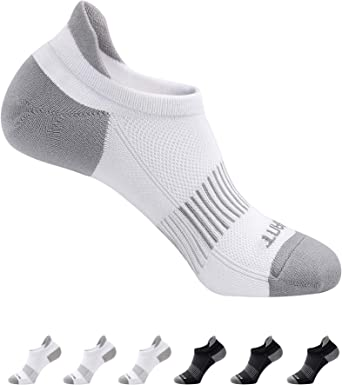 Active Athletic Socks For Women 6Pairs, Bulliant Womens Running Ankle Socks  Cushioned Sole, Supportive and Moisture Taking at Amazon Women's Clothing  store