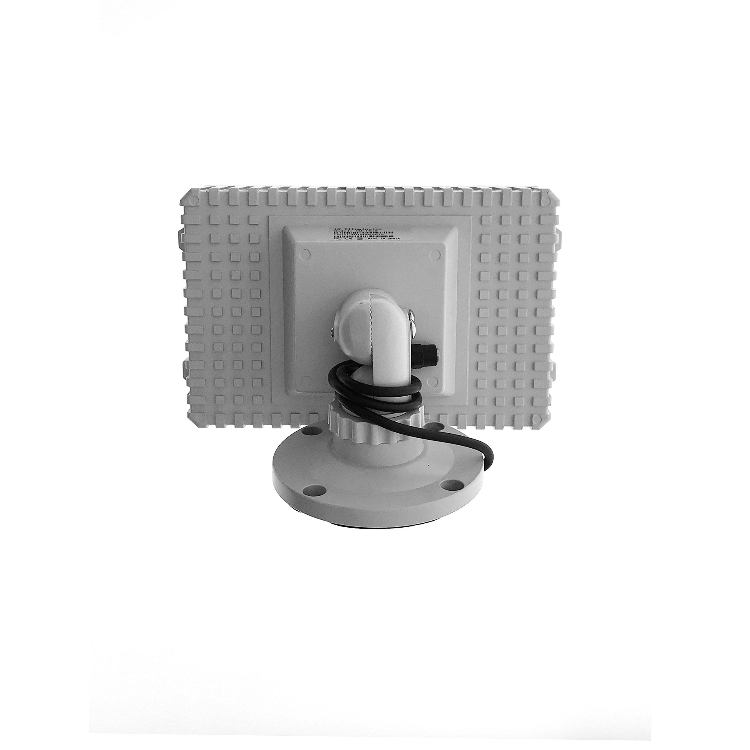 CMVision CMVE-IR15 Wide Angle 60-80° Power LED IR Array Illuminator 200-300' Long Range with Free 12VDC 3A Power Adaptor, 15 Piece by CMVision (Image #3)