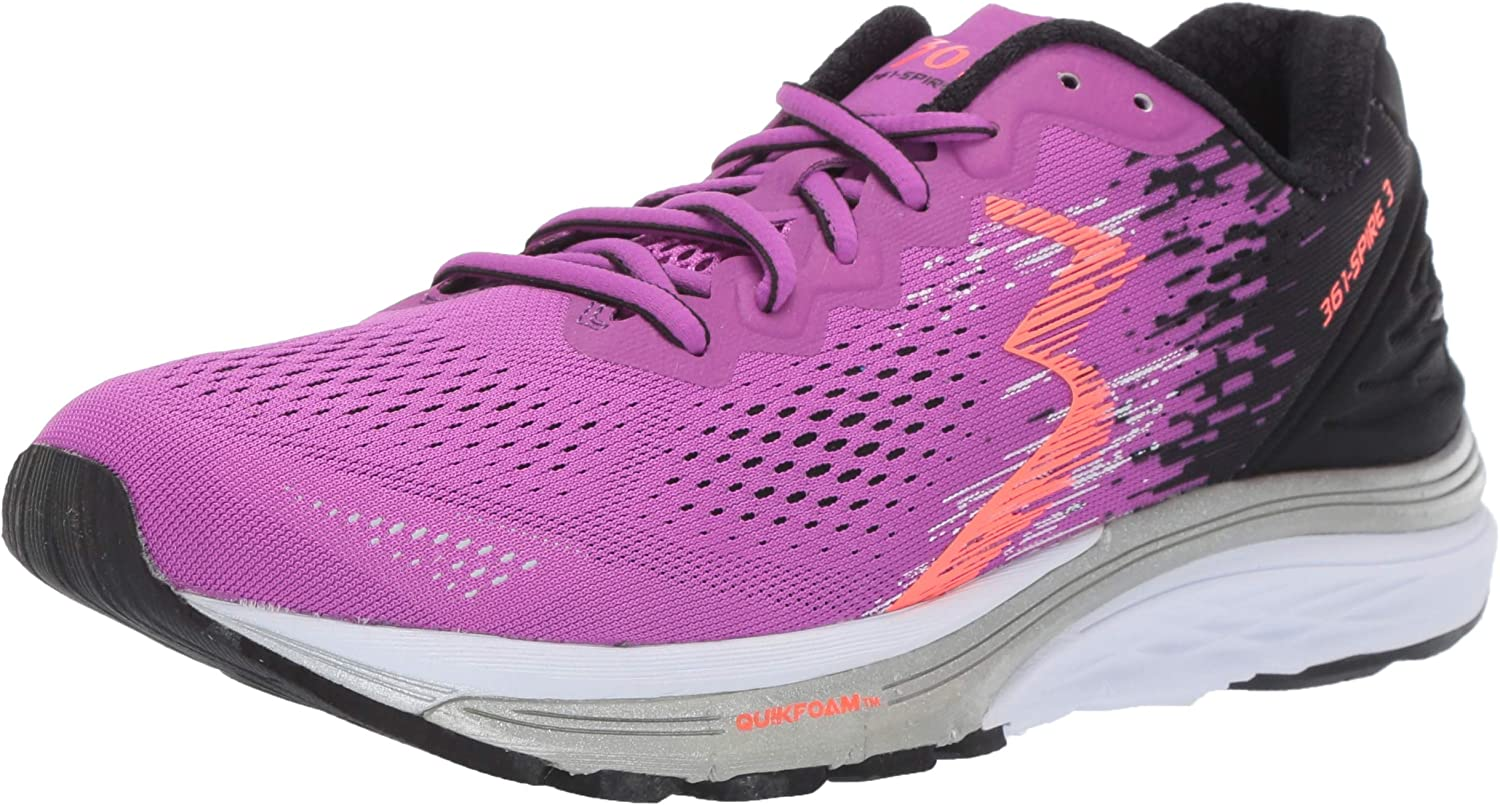 Image of Road Running 361° Women's Spire 3 Running Shoe Sneaker