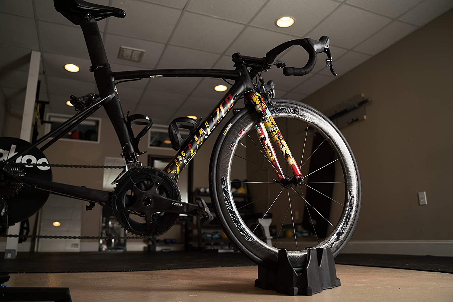 3 Different Heights Creating The Perfect Indoor Trainer Front Wheel Riser Block