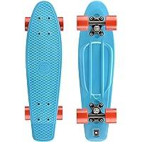 Xootz Kid's Retro Skateboard Complet en Plastique