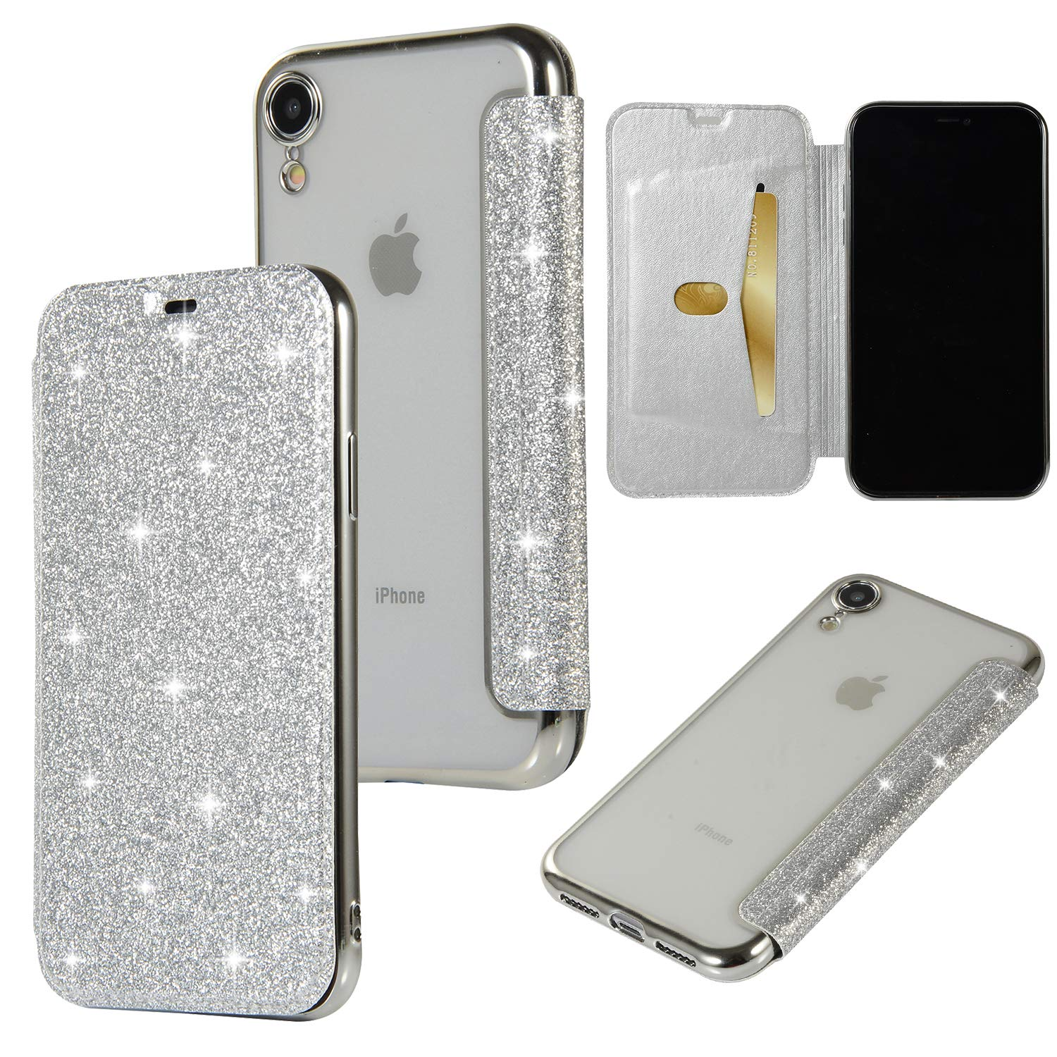 phixilin Cover iPhone XS Max Silicone iPhone XS Max Case Ultra
