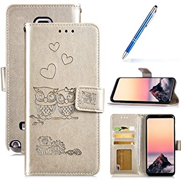 Robinsoni Fundas Compatible con Samsung Galaxy Note 4 Funda ...