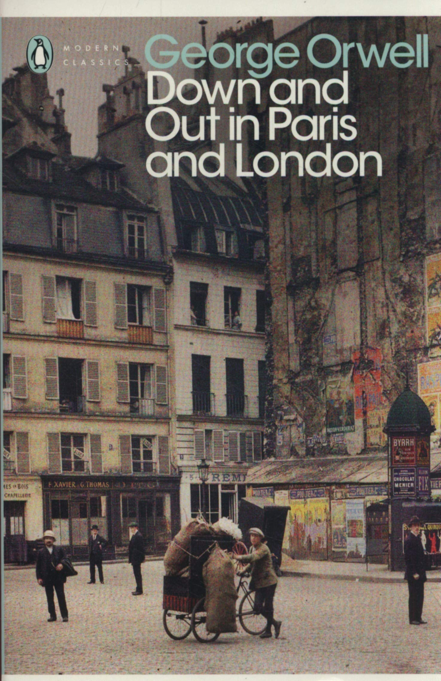 Down and Out in Paris and London Penguin Modern Classics: Amazon.es: George Orwell: Libros en idiomas extranjeros