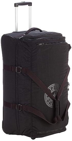 Kipling Teagan L Equipaje de Mano, 77 cm, 91 Liters, Negro (Black Limited): Amazon.es: Equipaje