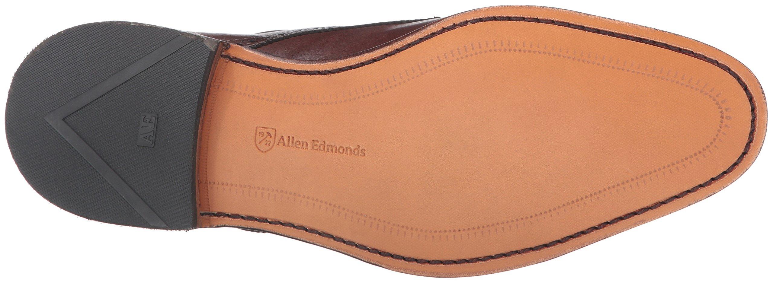 Allen Edmonds Men's St. John's Oxford, Chili, 9 D US by Allen Edmonds (Image #3)