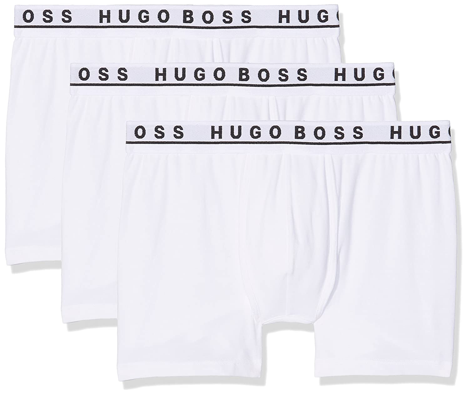BOSS Boxer Brief CO (Pack de 3) para Hombre