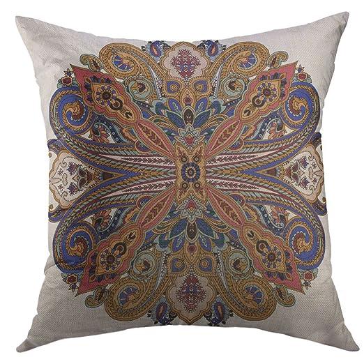 Mugod - Funda de cojín Decorativa para sofá, Cama ...
