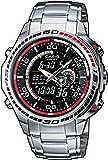 [カシオ]CASIO EDIFICE 腕時計 アナデジ腕時計 EFA-121D-1AVEF メンズ [並行輸入品]