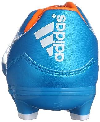 finest selection 8c789 c3a1b Football Shoes ADIDAS F10 TRX HG SAMBA EDITION (SOLBLU RUNWHT SOLZES) COD.  D67124  Amazon.it  Scarpe e borse