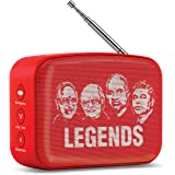 Saregama Carvaan Mini Tamil SCM02 Bluetooth Speaker (Sunset Red)