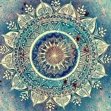 Artistic9 Diy Mandala Diamond Painting 5d Bordado Pinturas - Pinturas-de-mandalas