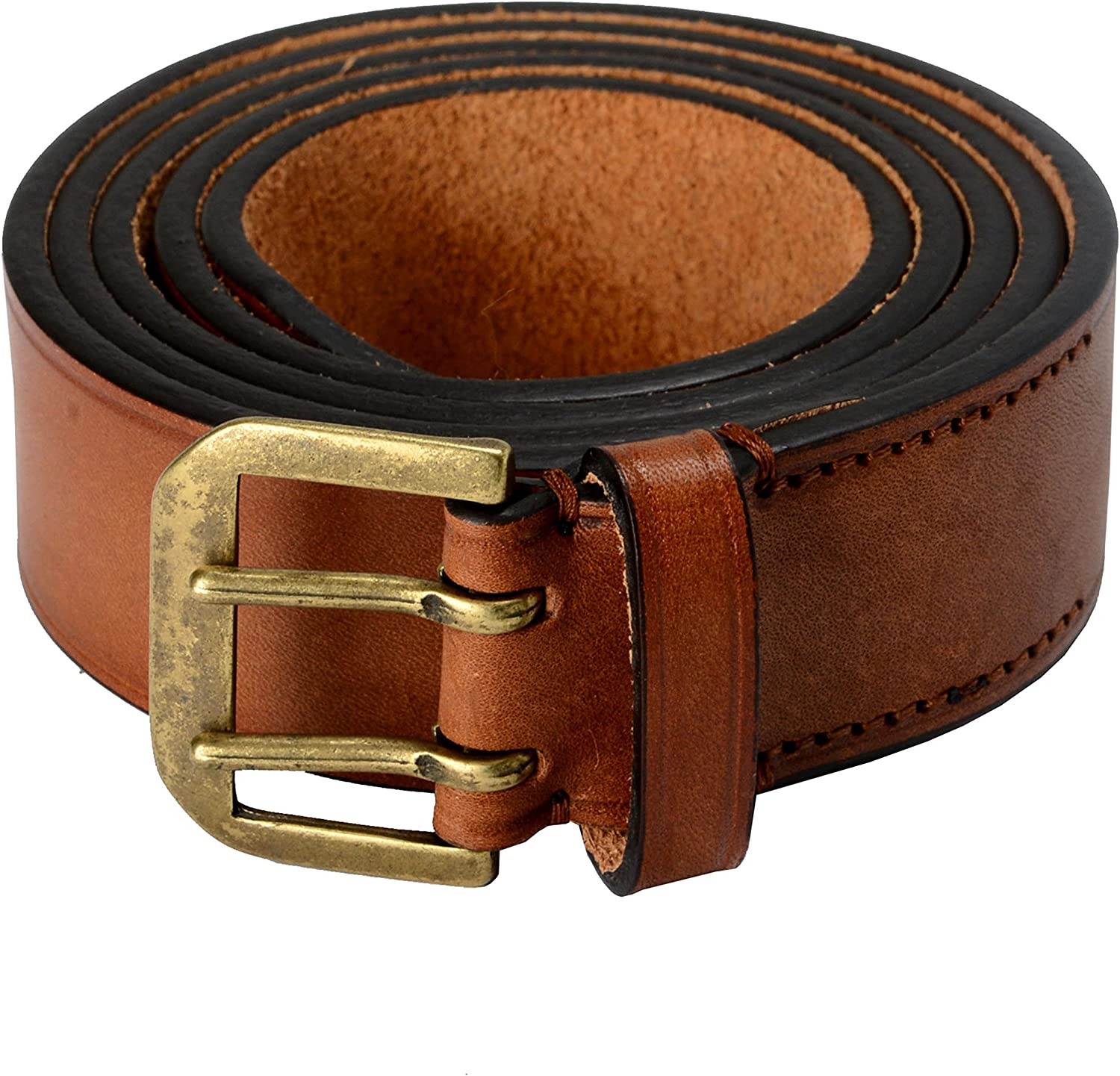 Dsquared2 100/% Leather Brown Mens Fashion Belt