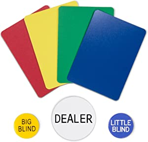Brybelly Poker Size Dealer Kit
