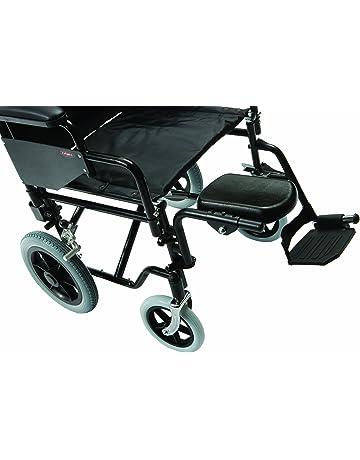 Drive Medical Z17960-01 - Soporte de pierna izquierda para silla de ruedas (aluminio