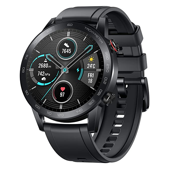 HONOR Smartwatch Magic Watch 2, 46mm Reloj Inteligente con ...