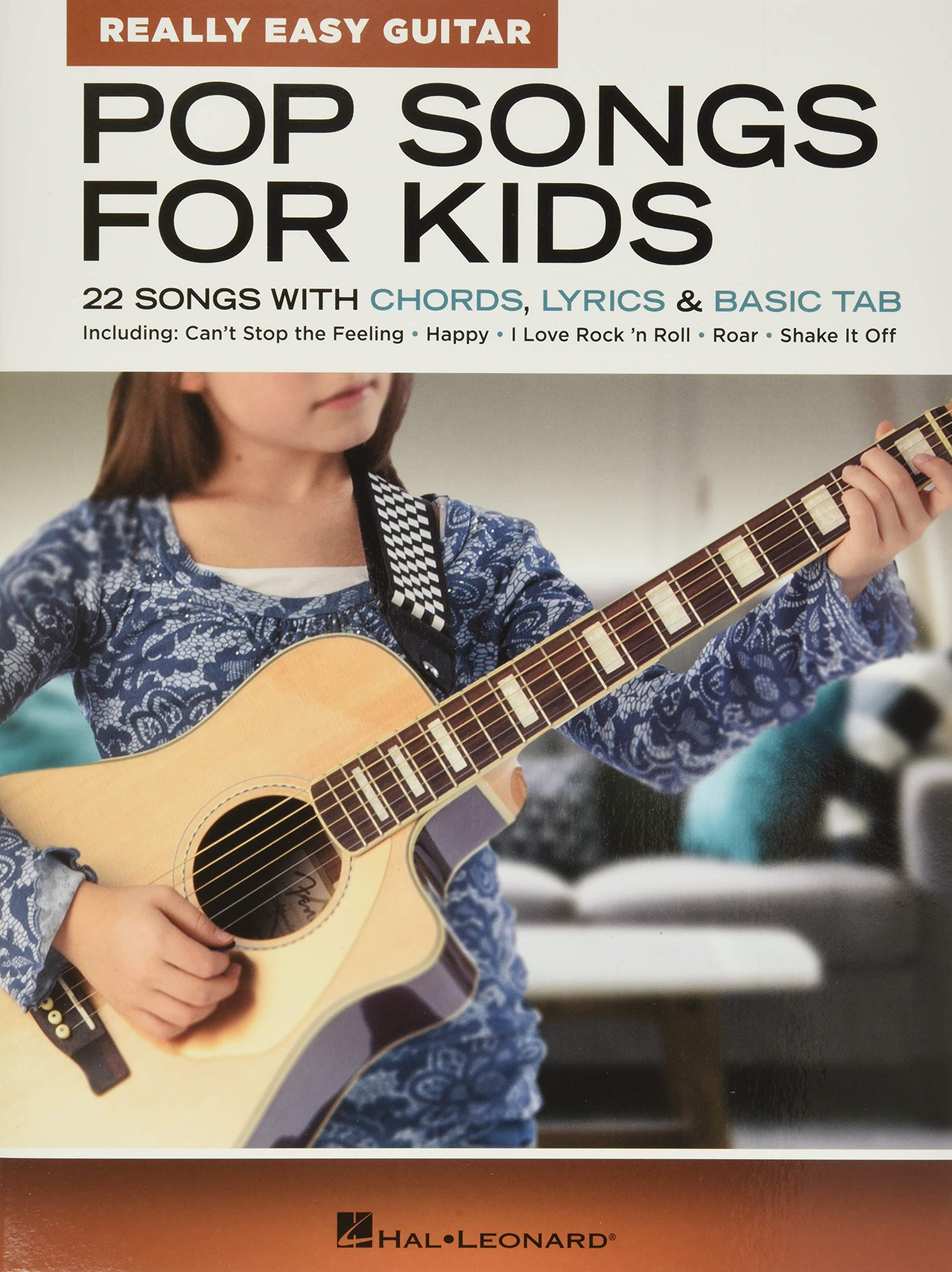Pop Songs for Kids   Really Easy Guitar Series 15 Songs with ...