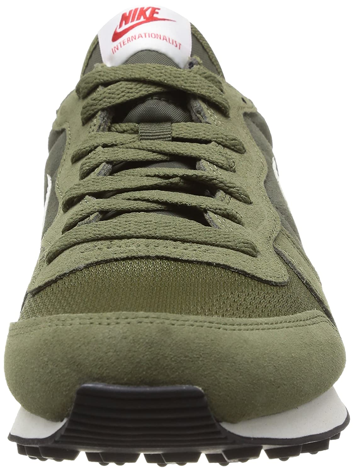 super cute 579bf 3dd0f Nike Internationalist Leather - Cargo Khaki/Sail-Medium Olive, 11 D US:  Amazon.ca: Shoes & Handbags