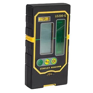 STANLEY FMHT1-74267 - Detector para laser de lineas en cruz - VERDE: Amazon.es: Bricolaje y herramientas