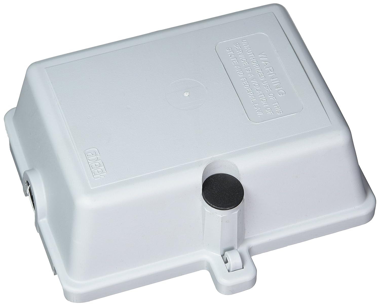 NEW 9x6x3 OUTDOOR CABLETEK ENCLOSURE CASE UTILITY CABLE BOX CECOMINOD049689
