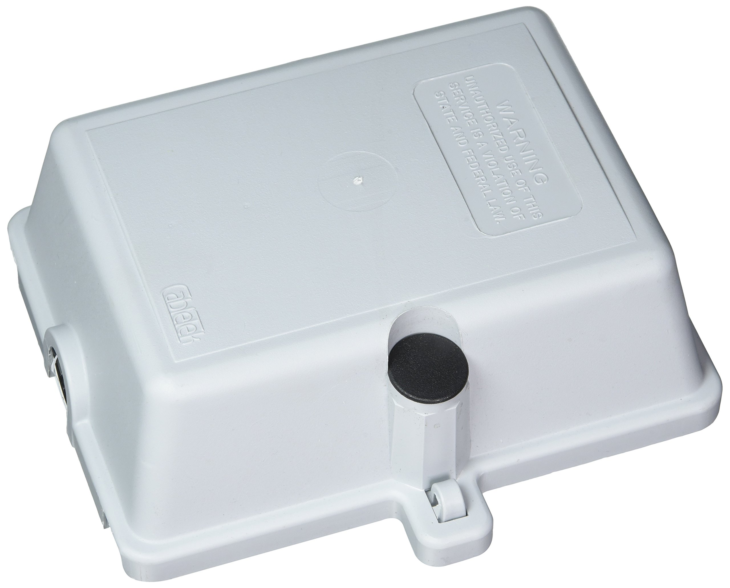 NEW 9''x6''x3'' OUTDOOR CABLETEK ENCLOSURE CASE UTILITY CABLE BOX