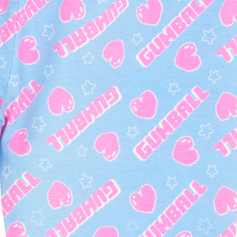El asombroso mundo de Gumball - Pijama para niñas - The Amazing World of Gumball - 8 - 9 Años: Amazon.es: Ropa y accesorios