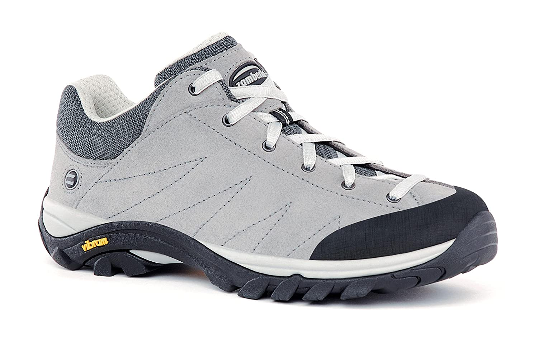 Zamberlan Women's 103 Hike LITE RR Leather Hiking Shoes B01JPG2E08 8 B(M) US|Light Grey