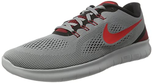 Nike Free Run, Zapatillas De Deporte para Exterior para Hombre, Gris (Cool Grey/actn Black-TM Rd), 40 EU: Amazon.es: Zapatos y complementos