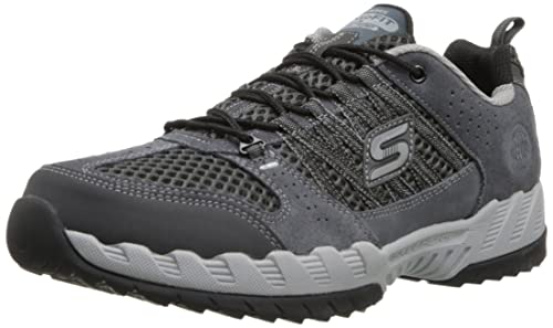 be6a547755ef0 Skechers Sport Men's Outland Oxford, Charcoal, 8 M US: Amazon.co.uk ...