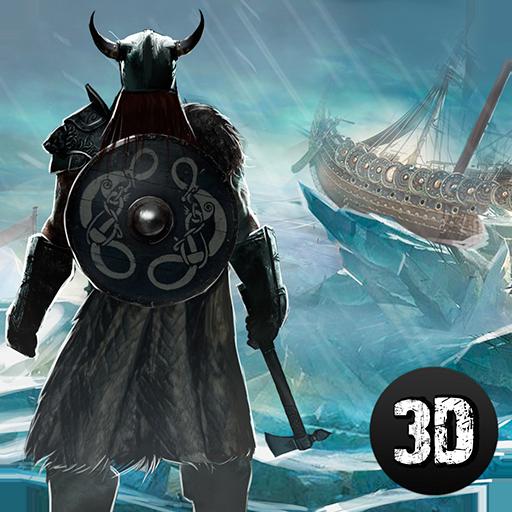 Vikings Age Survival Simulator 3D