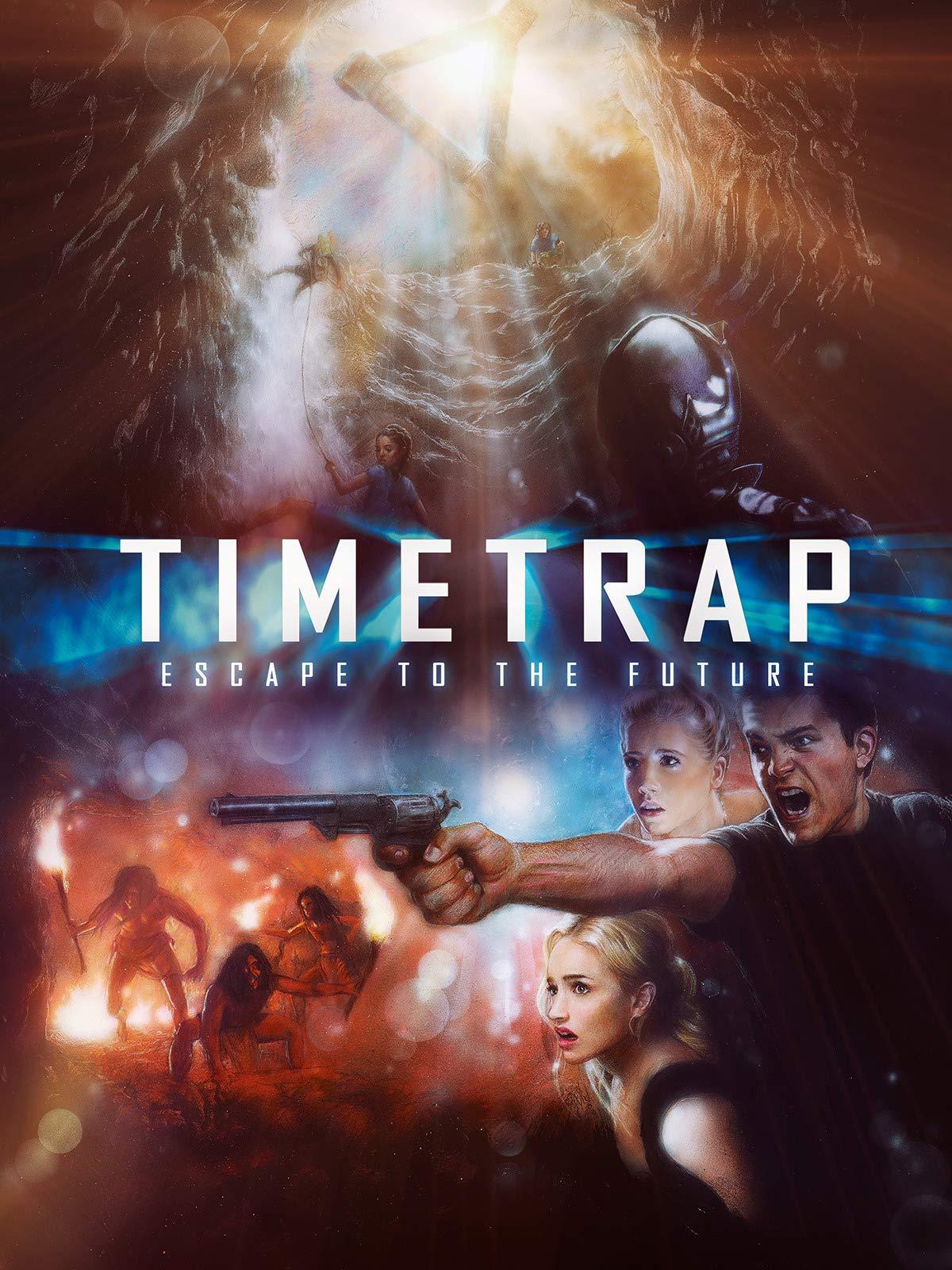 Amazon com: Time Trap: Reiley McClendon, Cassidy Gifford, Brianne