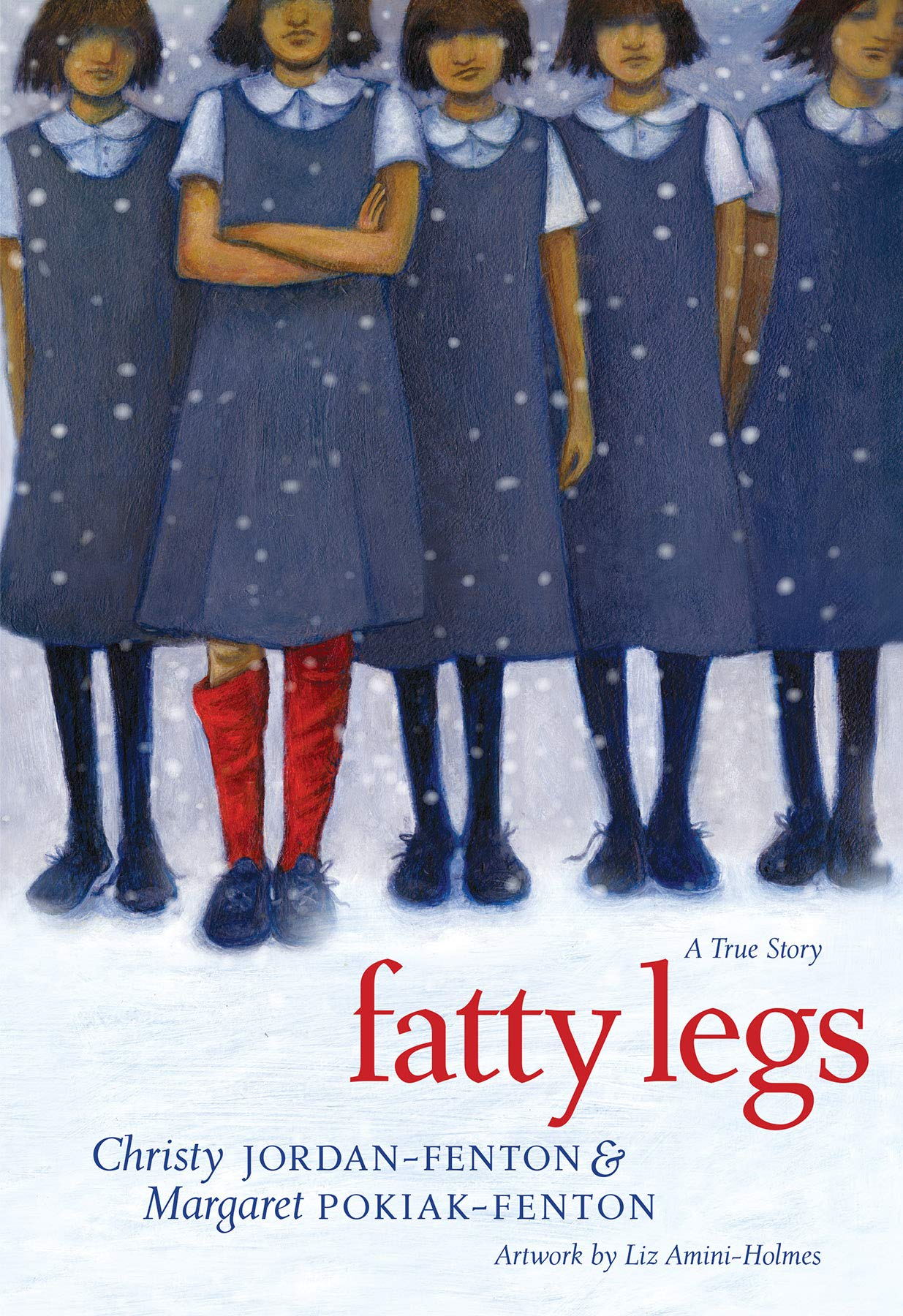American Indian books: Fatty Legs