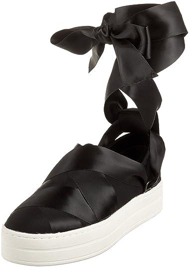 Replay Damen Blackstar Hohe Sneaker Schwarz (Black) 38 EU