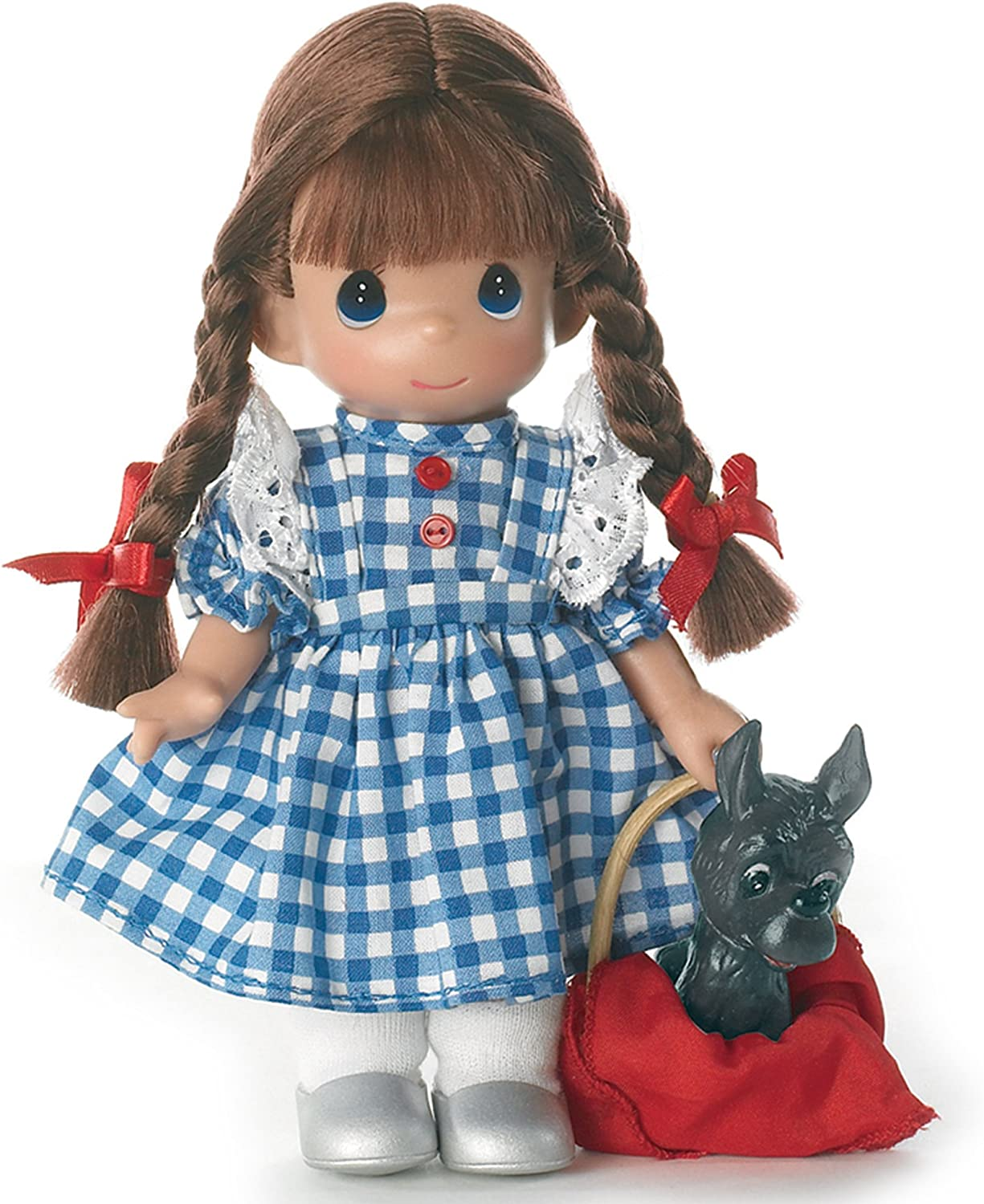 The Doll Maker Precious Moments Dolls, Linda Rick, Dorothy, Home is Where The Heart is, Wizard of Oz, 7 inch Doll, One Color