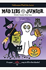 Halloween Mad Libs Junior Paperback
