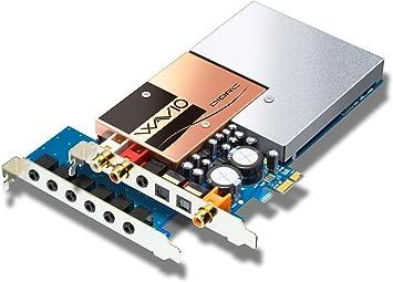 Amazon.com: Onkyo wavio PCIe Junta de audio digital se ...