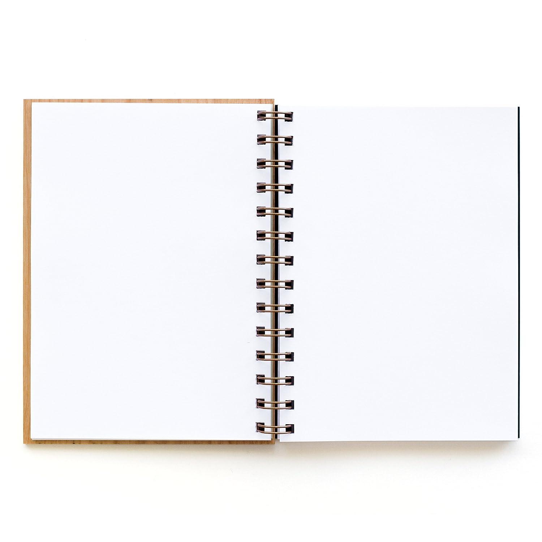 No Limit Laser Cut Wood Journal Notebook//Birthday Gift//Gratitude Journal//Handmade