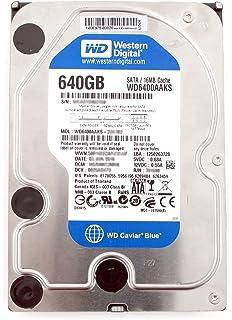 Amazon.com: SAMSUNG HD642JJ 640GB SATA 3.0Gb/s 3.0 7200 RPM ...