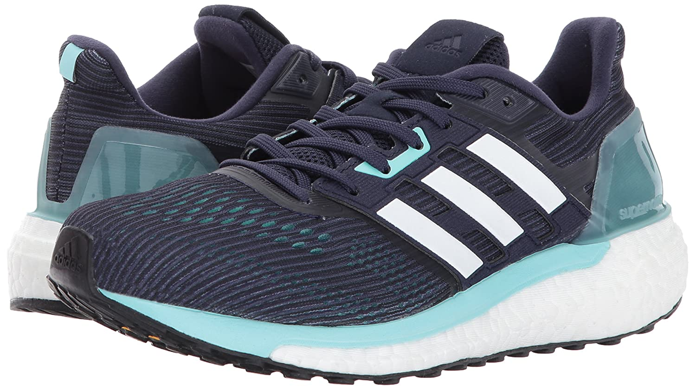 adidas Women's Supernova W Running Shoe B01N2L6X0F 12 B(M) US|Noble Ink/White/Energy Aqua