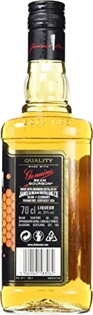 Jim Beam Honey Bourbon Whisky Con Miel, 35% - 700 ml